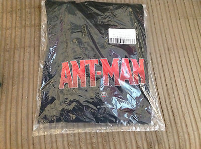 Funko Pop! Marvel Collector Corps Exclusive Ant-Man T-shirt XL