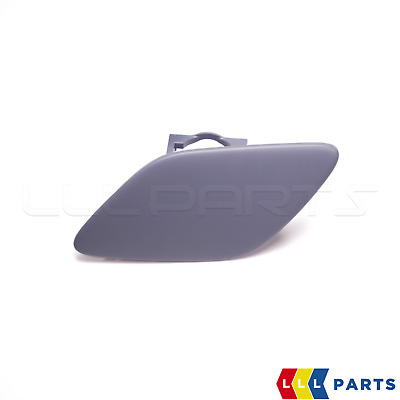 Bmw E92 E93 2007-2010 Front Bumper N/s Left Headlight Washer Cover 7171659