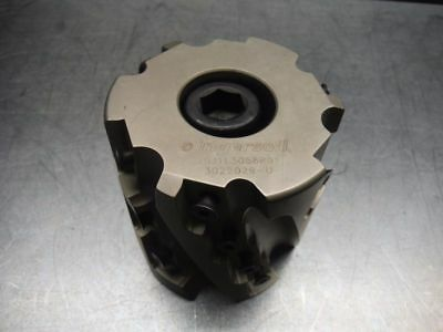 """Ingersoll 3"""" Indexable Milling Cutter 1.25"""" Arbor 26J1L3058R01 (LOC2311)"""
