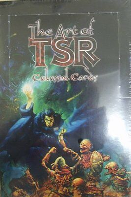 THE ART OF TSR - Colossal Cards Factory Sealed Box (FPG) #NEW
