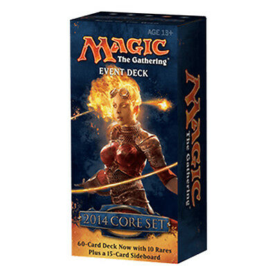MAGIC THE GATHERING CCG - 2014 Core Set 60-Card Event Deck (WOTC) #NEW