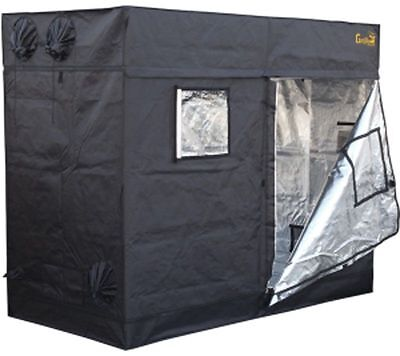 Gorilla Grow Tent Lite Line 4' x 8 Mylar Hydroponic Growing Room  4ft x 8ft 2017