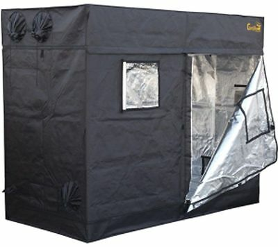 Gorilla Grow Tent Lite Line Mylar Hydroponic Growing Room 4' x 8' 4ft x 8ft 2016