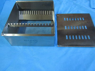 Acufex Arthoscopic Instrument tray, Holds 15 instruments, 6 Available!