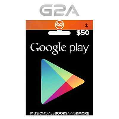 google play guthaben 50 f r apps spiele musik filme und mehr eur 50 00 picclick de. Black Bedroom Furniture Sets. Home Design Ideas