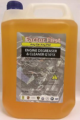 Factor-First Heavy Duty Engine Degreaser  5 Litre Ultimate Deep Cleans STRONG