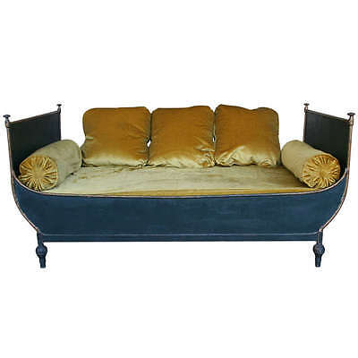 Great French Sleigh Bed