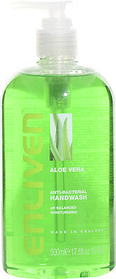 Enliven Aloe Vera Anti Bacterial Hand Wash - 500ml