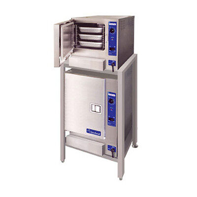Cleveland 22CGT63.1  SteamChef™ 6 Convection Steamer, Auto Water Double tack
