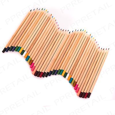 40 x HIGH QUALITY ADULT COLOURING PENCILS Vibrant Blendable Colours Drawing/Art