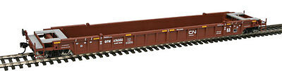Walthers 53' NSC Well Car Grand Trunk Western CN #676502 910-5063