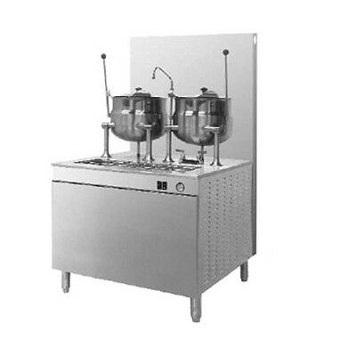 """Cleveland 24GMK6200 24"""" Cabinet Base With Once 6 Gallon Kettle"""