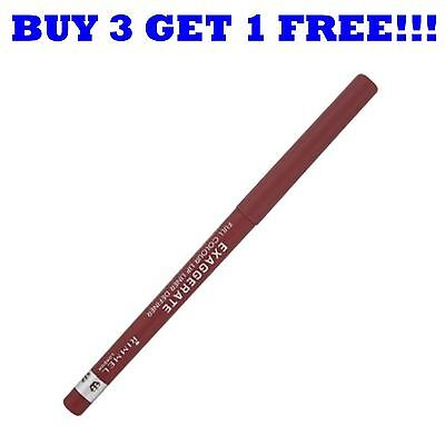 Rimmel Lip Liner Pencil Exaggerate Ultimate Brown 046
