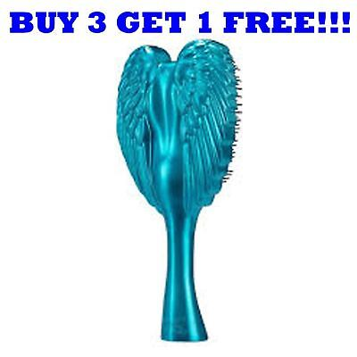 Tangle Angel Cherub Brush Totally Turquoise