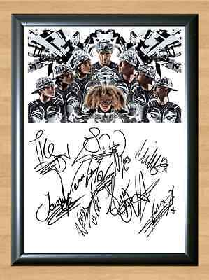 Diversity Ashley Banjo Memorabilia Band Signed Autographed A4 Print Photo Poster