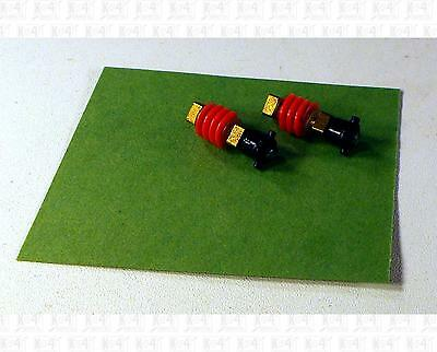Athearn HO Parts: Plastic Worm Gears For S12 SW7 SW1000 SW1500 Switchers