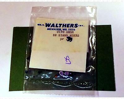 Walthers O Parts: Red-Green Jeweled Switch Stand Marker Lights Lamps U139