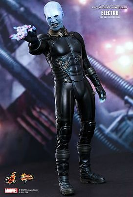 SPIDERMAN - The Amazing Spiderman 2 Electro 1/6th Scale Action Figure (Hot Toys)