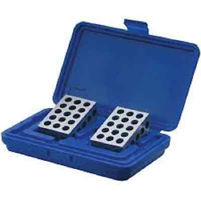 1-2-3 Toolmakers Block Set  - Comes With A Vat Invoice