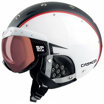 Ski Helm Casco Skihelm SP-6 Six Competition Vautron #2267 Ski Helm