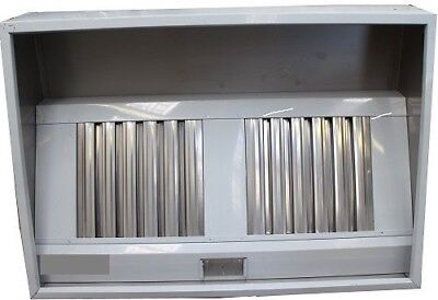 Commercial Kitchen Stainless Steel /Canopy/hood 6ft/1.8 metre,COLLECT TODAY!