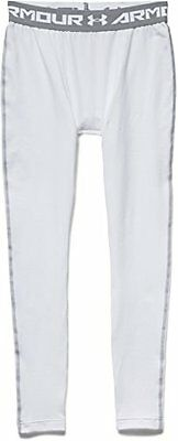 Under Armour Men''s Cold Gear Base Layer Leggings - White, 3X-Large