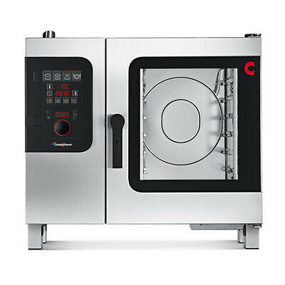 Convotherm C4ED6.10GS Half Size Boilerless Gas Combi Oven w/ Easy Dial Controls