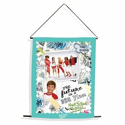 High School Musical Wall Scroll - Blue