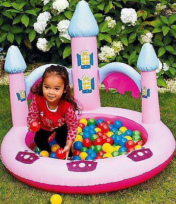 Chad Valley Princess Ball Pit and Pool Childs play ball pit