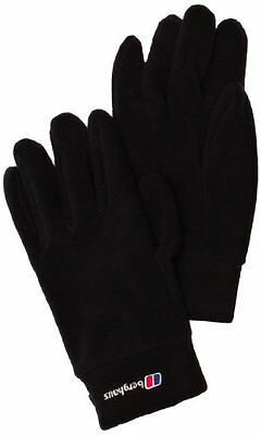 Berghaus Men''s Spectrum Warm Fleece Gloves - Black
