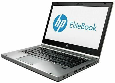 "HP Elitebook 8470p 14"" i5-3320M 2.6Ghz 8GB Ram 320GB USB 3.0 Win 10 Pro Notebook"