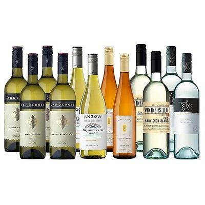 South Australian Whites (12 x 750mL)