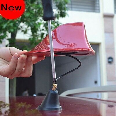 Car Special With Blank Radio Shark Fin For Ford Focus Antenna Aerials Signal 3M