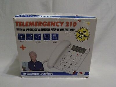 Telemergency Emergency Alert Device With Pendant Remote - A5000  (4A1)