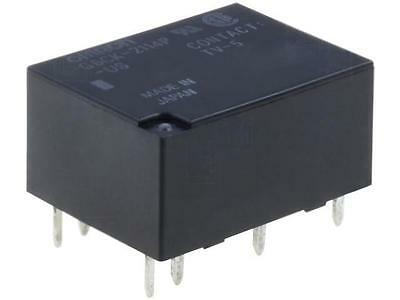 G6CK-2114P-US-5DC Relay electromagnetic SPST-NO + SPST-NC Ucoil5VDC