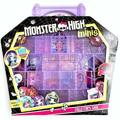 Monster High Minis Collectors Case With Exclusive Space Monsters Frankie Stein