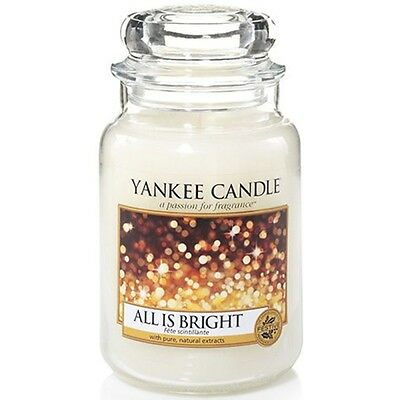 All is Bright Giara Yankee Candle Yankee Candle