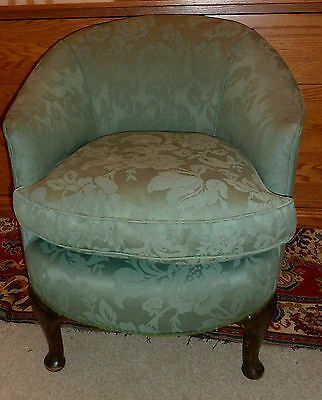 Antique Tub Chair Early C20th