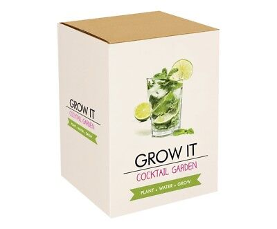 GROW IT Coktail Garden