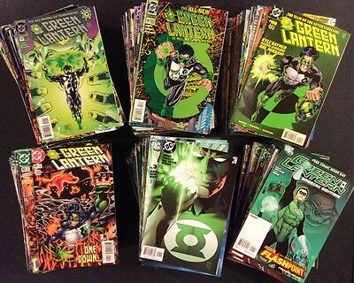 GREEN LANTERN #1 - 181 & #1 - 67 Comic Books 2 FULL SERIES +Specials Lot of 275!