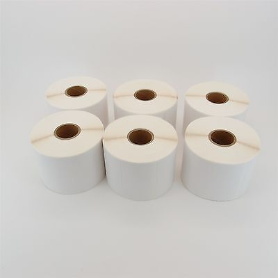 """6 Roll 2.25""""x1.25"""" Direct Thermal Barcode Label For Zebra LP2844 POS Price Label"""