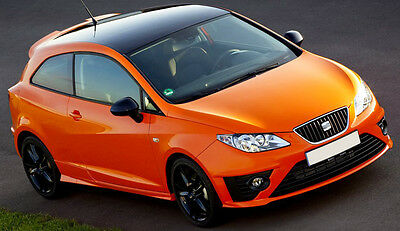 Seat Ibiza 6J Sc 3 Door Side Skirts ( 2008-2016 )