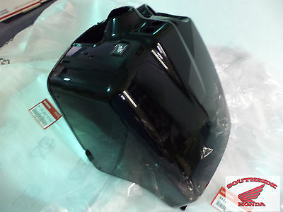 Genuine Honda Ruckus Nps50 Battery Box Cover Front And Back Set Black