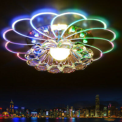 Chandelier Style Ceiling Pendant Light Lamp Shade Acrylic Crystal Droplet Beads