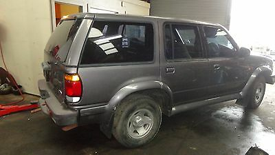Ford Explorer  XL (4x4) 5 Speed Manual Transmission 1997