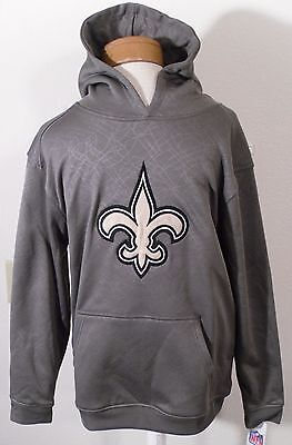 48174453 REEBOK YOUTH NEW Orleans Saints Hoodie NWT - $39.99 | PicClick