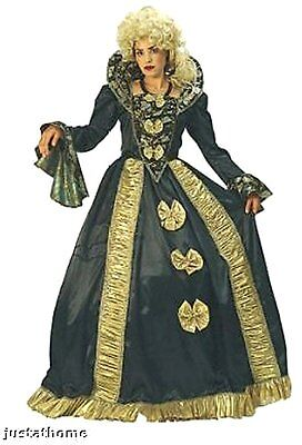 Costumes! La Contessa French Court Costume Ball Gown w Hoops Medium 8-10