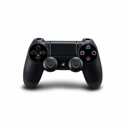 PS4 DualShock 4 Wireless Controller for PlayStation 4 Jet Black