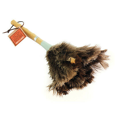 Bentley English Heritage Traditional Vintage Natural Ostrich Feather Duster