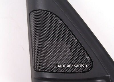 Bmw 3 E90 E91 Front Door Harman Kardon Speaker Tweeter Cover Pair Left Right